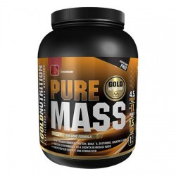 PURE MASS GOLD NUTRITION 1.5 KG