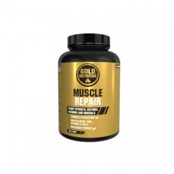 MUSCLE REPAIR 60 CAPS GOLD NUTRITION