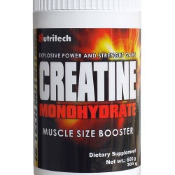 CREATINA MONOHIDRATA 600G HARD BODY