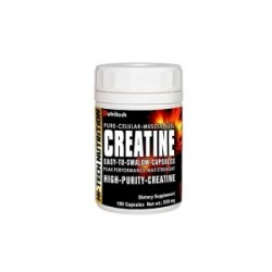 CREATINE  HARD  BODY 180 CAPS