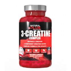 3-CREATINE COMPLEX NATURAL PLUS 100 CAPS