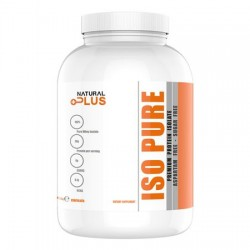 ISO PURE PROTEIN NATURAL PLUS 2KG