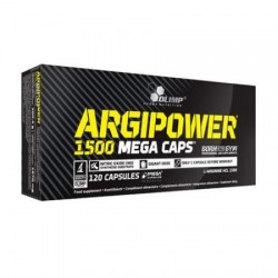 Argi Power Mega Caps 120 caps Olimp Sport Nutrition
