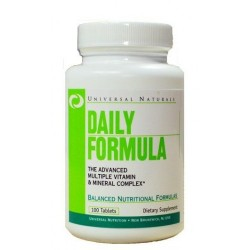 DAILY FORMULA 100 TABLETE-UNIVERSAL