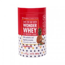 WONDER WHEY WOMAN COLLECTION 360G