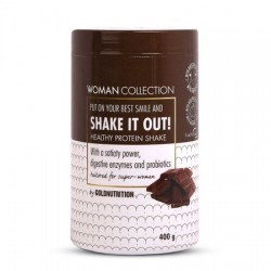 SHAKE IT OUT WOMAN COLLECTION 400G