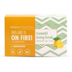 L-Carnitina Woman Collection On Fire - GOLD NUTRITION 15X10 ML